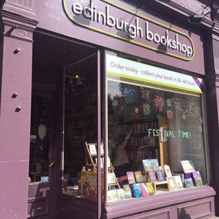 The Edinburgh Bookshop (@EdinBookshop)   Twitter