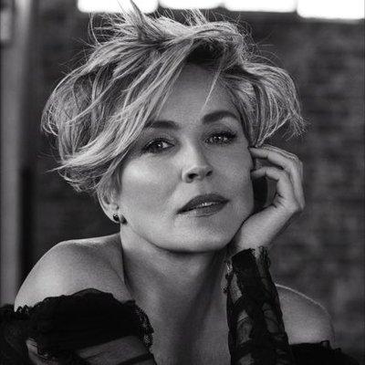 Sharon Stone (@sharonstone) Twitter profile photo