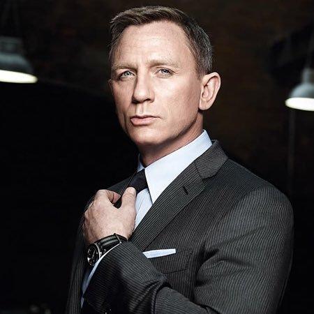 Daniel Craig on Twitte...