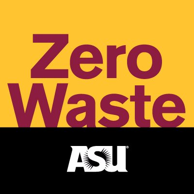 Zero Waste At Asu On Twitter Mark Your Calendar For Our First Ever