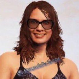 The hot brunette bbw natasha