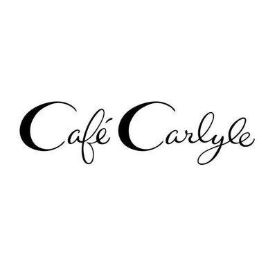 Café Carlyle (@CafeCarlyle )