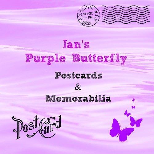 JansPurpleButterfly