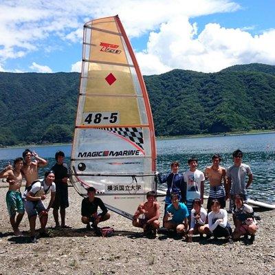 y n u windsurfing club ynuwsf twitter