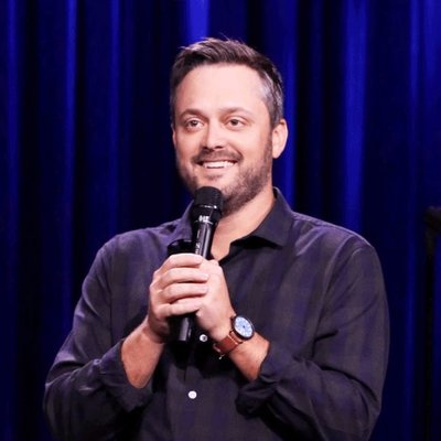 Nate Bargatze (@natebargatze) Twitter profile photo