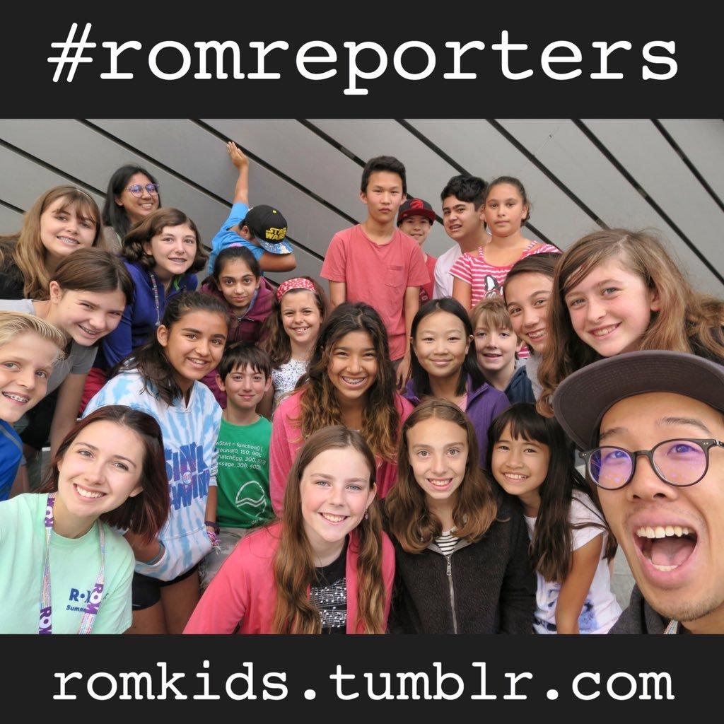 ROM Reporters!