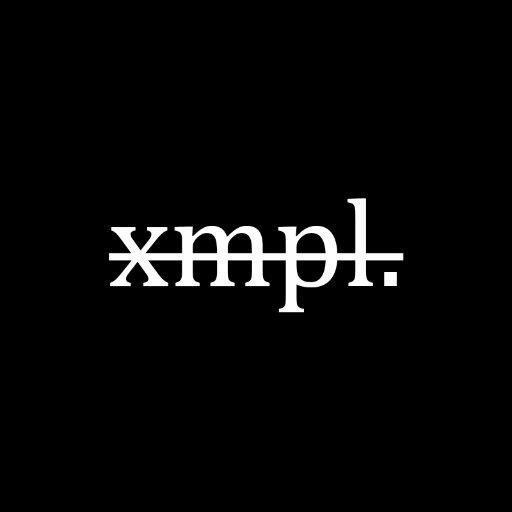 xmpl. (@xmplco) | Twitter