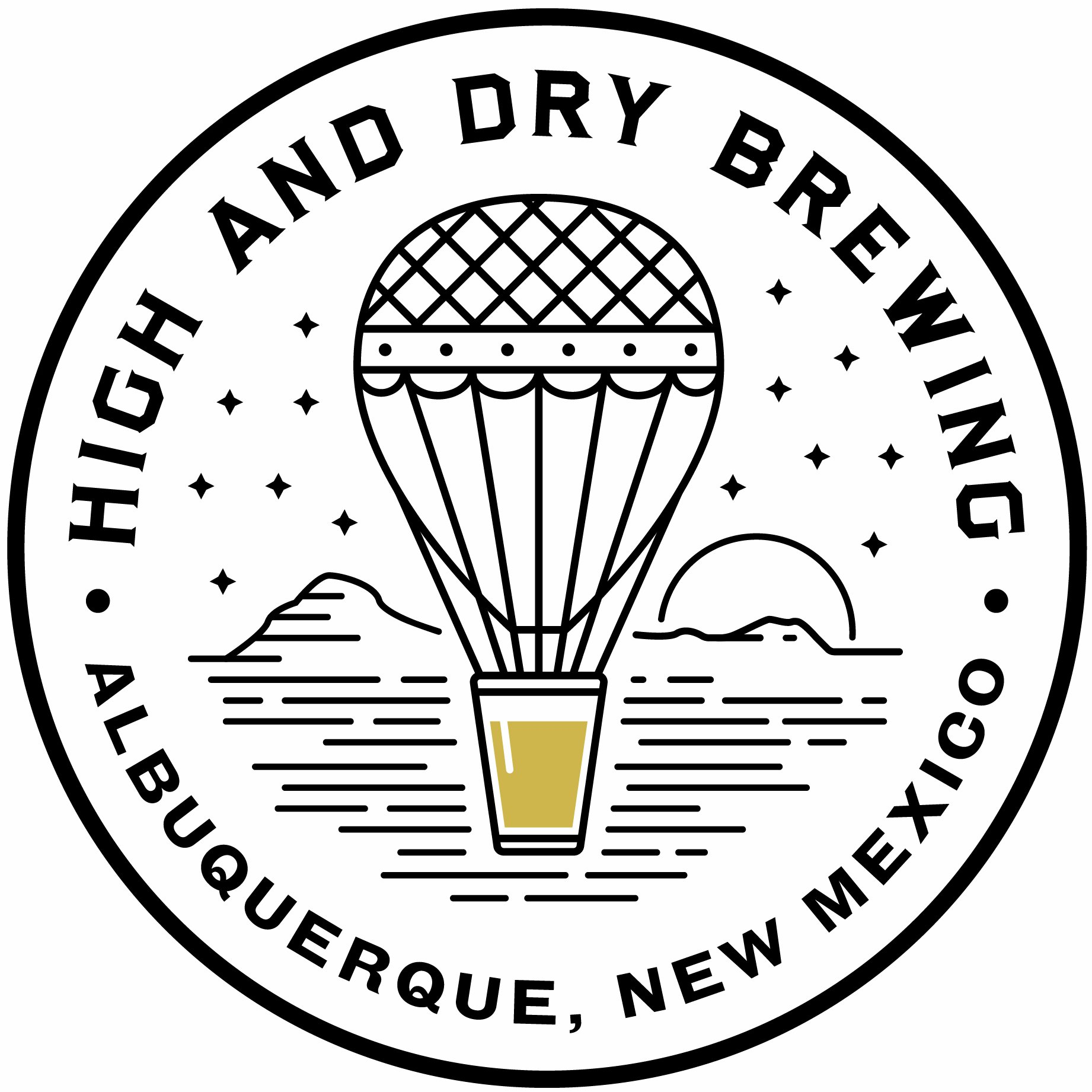 High and Dry Brewing