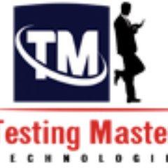 @TestingMasters