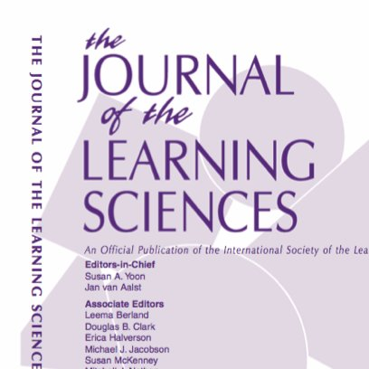 Jrnllearningsciences On Twitter Jls And Cognition And Instruction