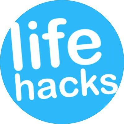 Life Hacks (@lifehacks) Twitter profile photo