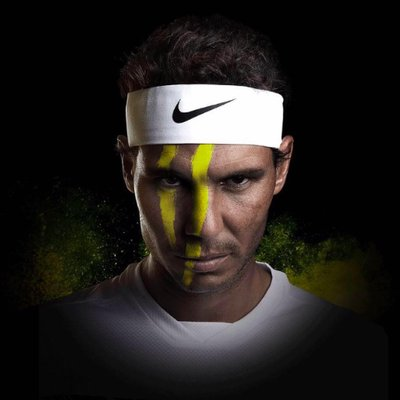 Twitter profile picture for Rafael Nadal
