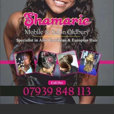 Shamarie Mobile & Salon on Twitter: