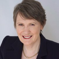 Helen Clark (@HelenClarkNZ) Twitter profile photo