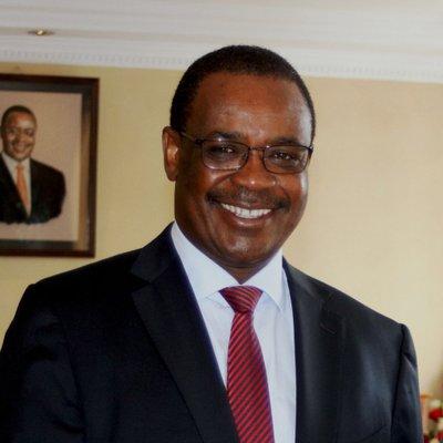 Dr. Evans Kidero