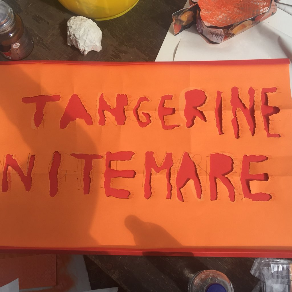 Tangerine Nitemare