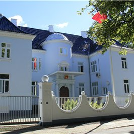 kina ambassade danmark