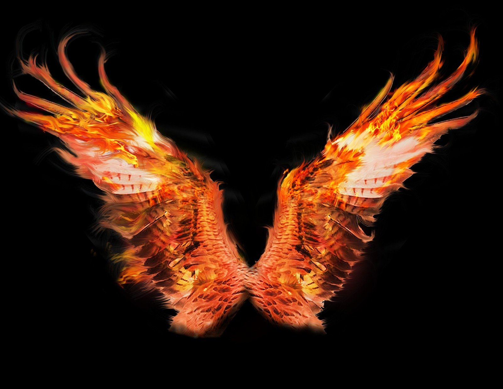 фотографировали горящее крыло фредди крюгер обои