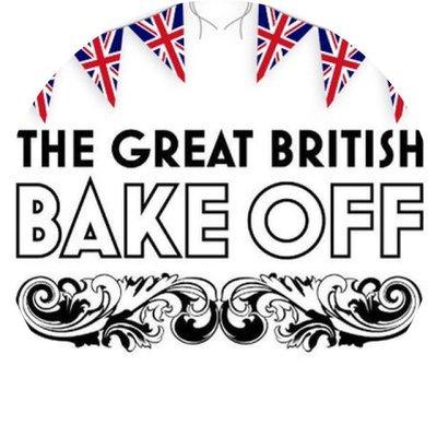 Bake Off Cake Stand