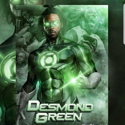 Desmond Green