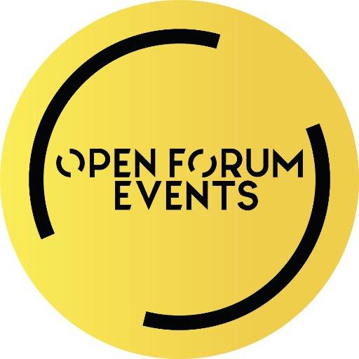 Open Forum Events