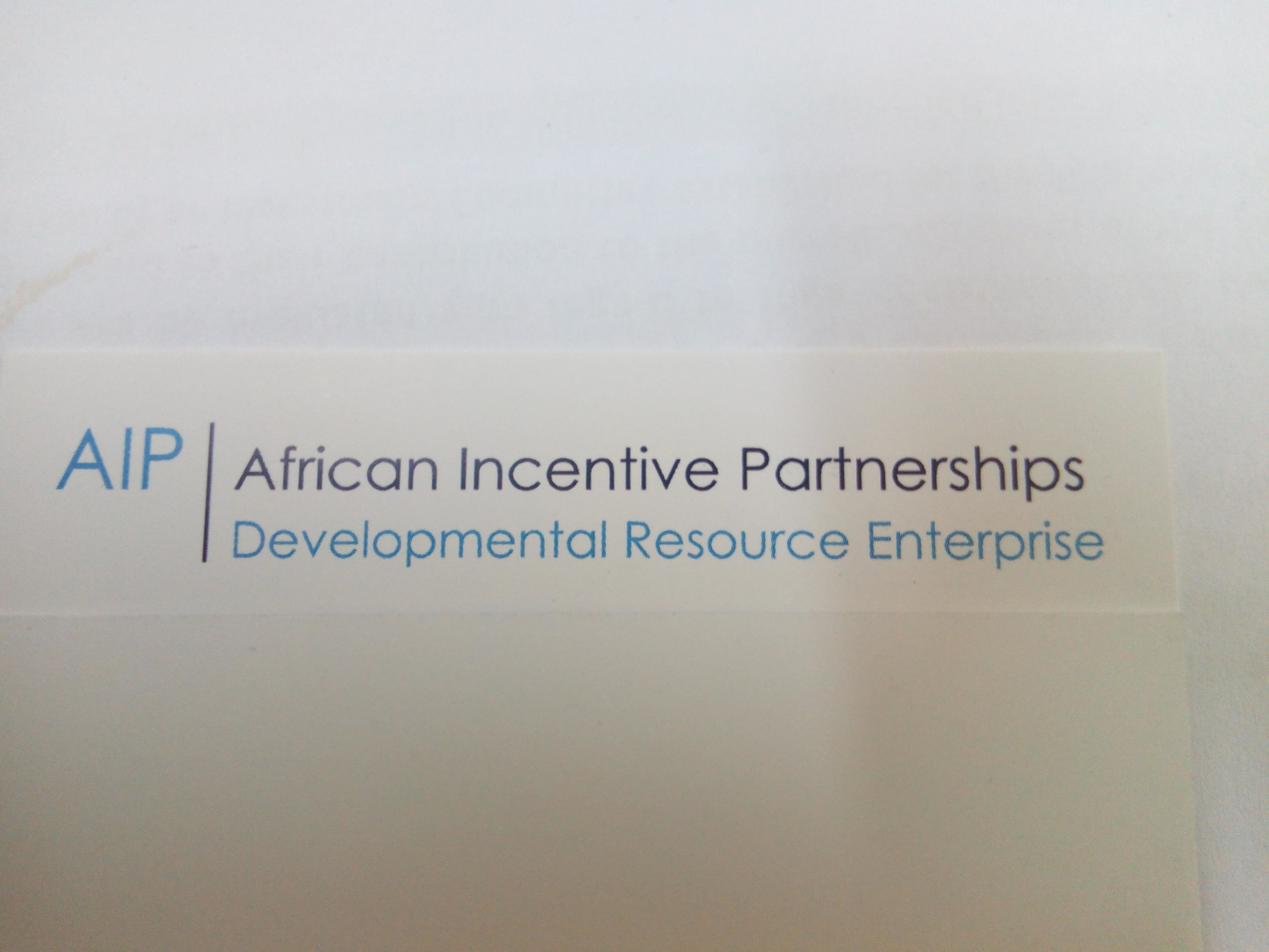 African Incentives
