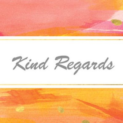 Kind Regards KindRegardsShop