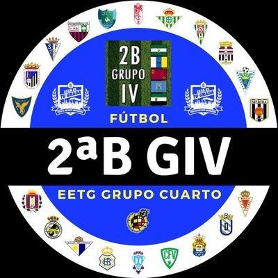 Segunda B GR IV (@2B_GrupoIV)   Twitter