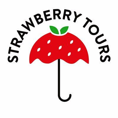 Logo de la société Strawberry Tours