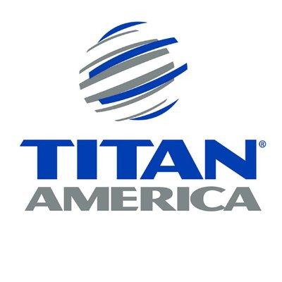 Titan America Company Logo