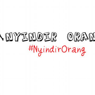 nyindir orang yuk nyindirorang tweets 2436 following 5 followers 5402