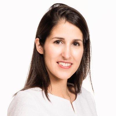Milena Daphinoff, CVP & Consulting Cluster