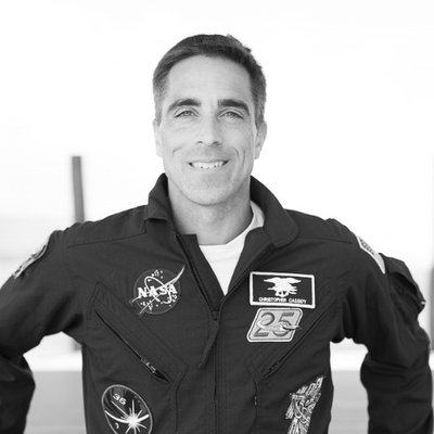 Chris Cassidy (@Astro_SEAL) Twitter profile photo