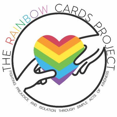 The rainbow cards project