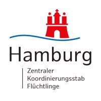 Zentraler Koordinierungsstab Flüchtlinge Hamburg