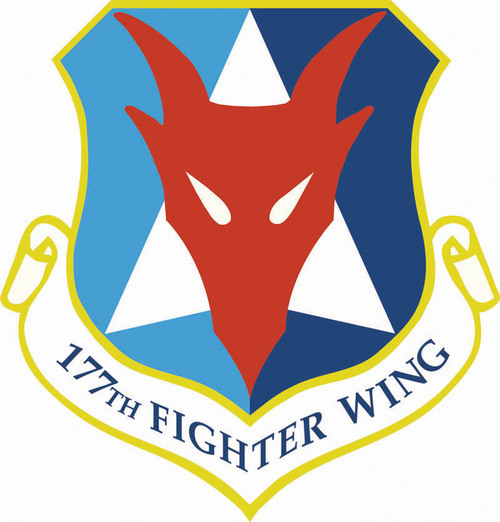 177th Fighter Wing (@177thFW)