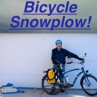 BicycleSnowPlow (@yycfoldingcycle)   Twitter