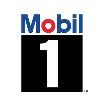 mobil 1 logo. mobil 1 logo c