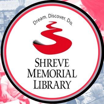 Shreve Memorial Library logo