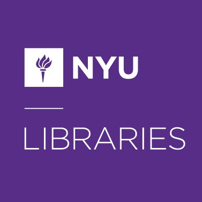 @NYULibraries