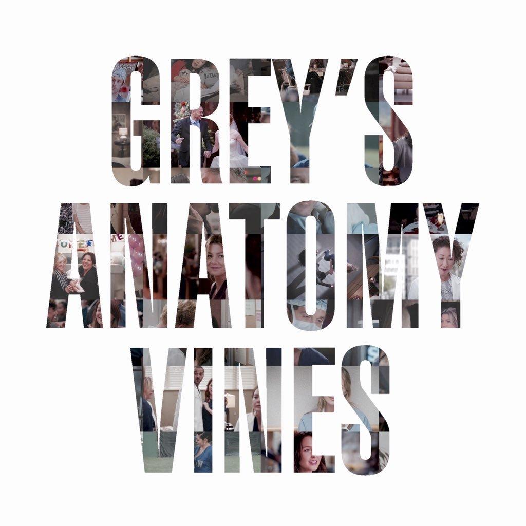 Grey\'s Anatomy Vines on Twitter: \