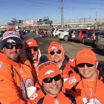 Broncos fan and avid golfer