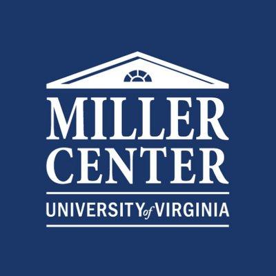 Image result for uva miller center logo