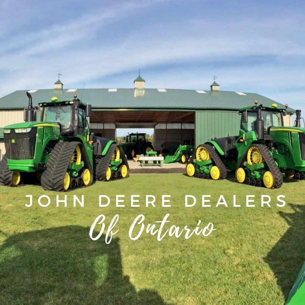 Dealers: John Deere Dealers (@JDDealersONT)