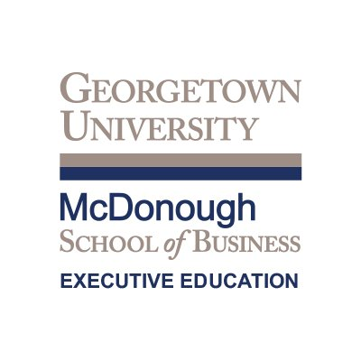 Georgetown Exec Ed