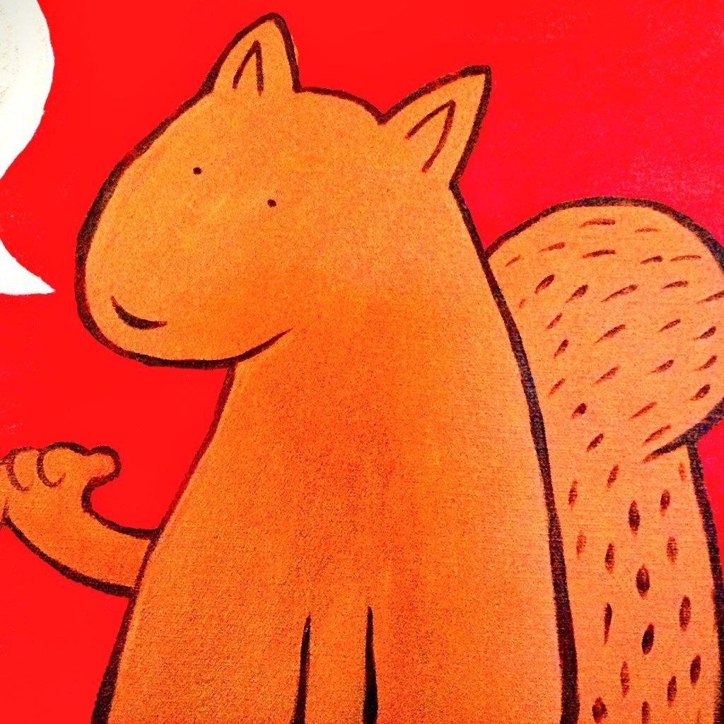 Diary Of A Squirrel (@diarysquirrel )