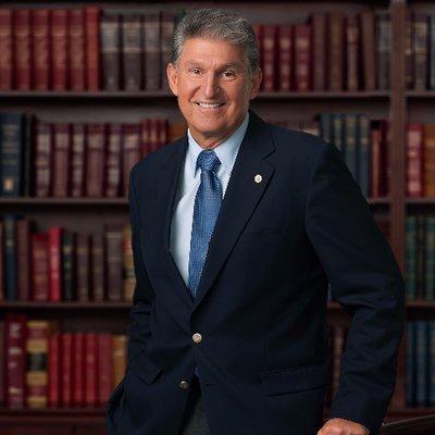 Senator Joe Manchin (@Sen_JoeManchin) Twitter profile photo