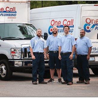 One Call Plumbing