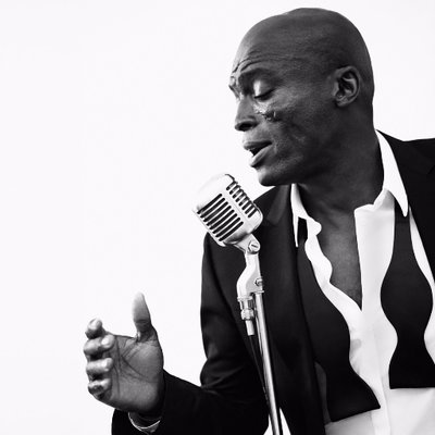 Twitter profile picture for Seal