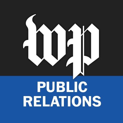 Washington Post PR Profile
